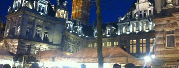 Marché de la place van Meenen / Markt van Meenenplein is one of Belgium.