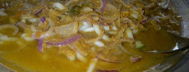 Laksa Pmtg Pauh (pakmat) is one of Makan @ Utara #12.