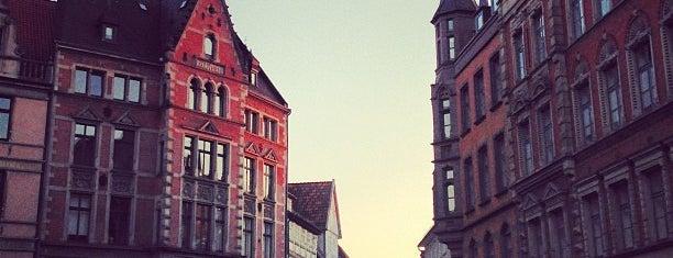 Broyhanhaus Hannover is one of Deutsch.