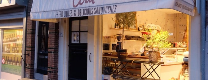 Cora Delicatessen & Broodjes is one of The 15 Best Places for Sandwiches in Amsterdam.