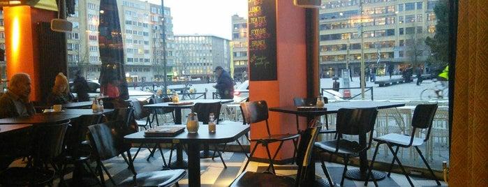 Épaulé Jeté is one of Nos bars préférés à Bruxelles.
