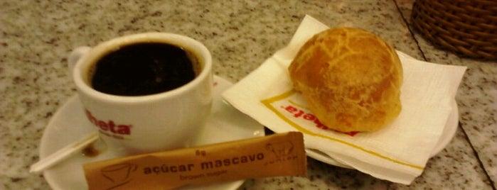 Café Palheta is one of Melhores do Rio-Restaurantes, barzinhos e botecos!.
