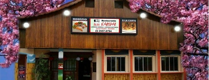 Restaurante Kampai is one of restaurante.