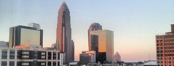 Hilton Garden Inn Uptown is one of The 15 Best Hotels in Charlotte.