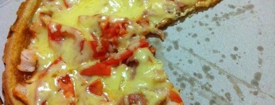 Магик-Пицца is one of Рестораны.