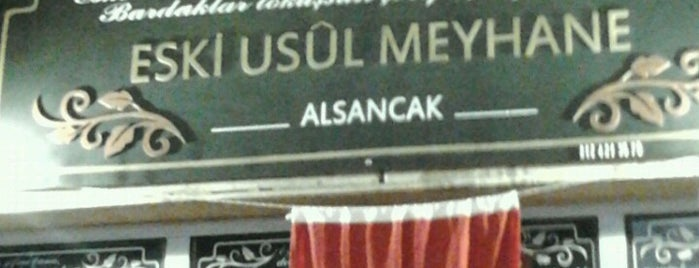 Eski Usül Meyhane is one of İZMİR EATING AND DRINKING GUIDE.