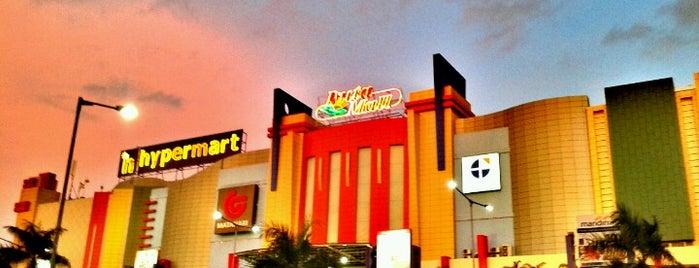 Duta Mall is one of Banjarmasi n.