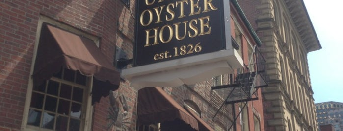 Union Oyster House is one of Boston.