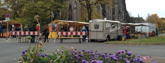 Wochenmarkt am Südstern is one of Markets - Fruits & Food.