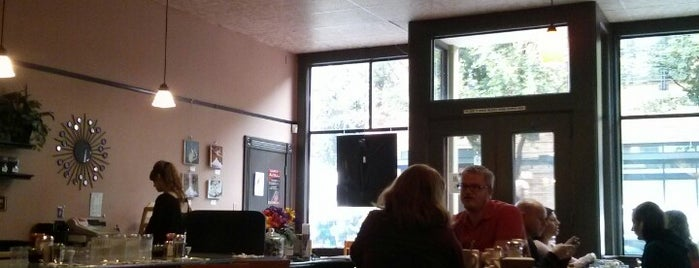 Utopia Cafe is one of Hough PDX.