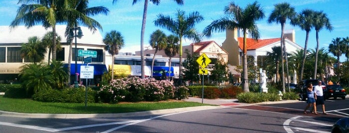 St. Armands Circle is one of Favorite Restaurants.