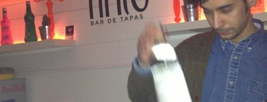 Tinto Bar De Tapas is one of Where find City Map.