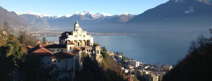 Madonna del Sasso is one of What to do in Switzerland.