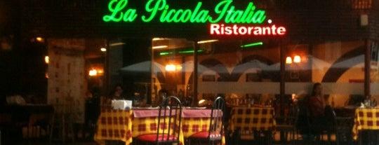 La Piccola Italia is one of Restaurants.