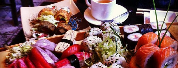 Everyday Sushi is one of The 15 Best Places for Soup in Santiago.