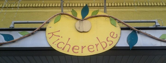 Kichererbse is one of vegan (friendly) vienna.