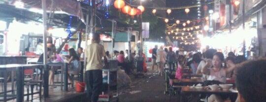 Chinatown Food Street (牛車水美食街) is one of Singapore.