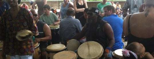 Meridian Hill Park Drum Circle is one of Washington DC.