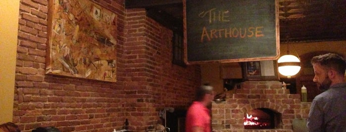 The Arthouse: Pizza Bar & Gallery is one of Date Night.