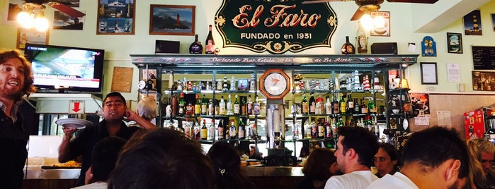 Bar El Faro is one of Restos-Cerca.