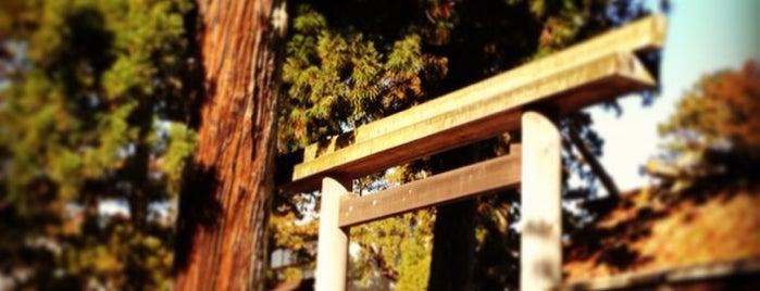Ise Jingu Geku Shrine is one of 旅行.