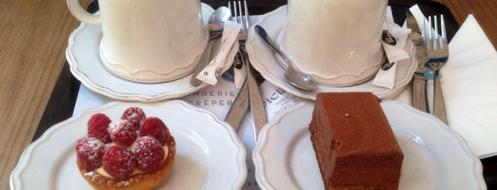 Épicerie is one of Breakfast and nice cafes in Barcelona.