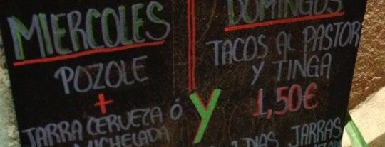 El Alebrije is one of Mexicanos por Barcelona.