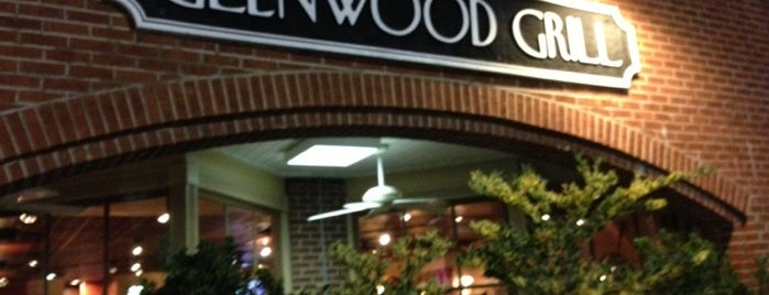 Glenwood Grill is one of Raleigh Favorites.