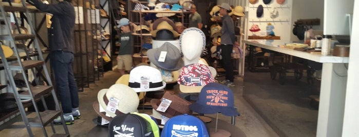Arth Hats - Columbus Circle is one of NYC SHOPS.