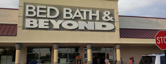 Bed Bath & Beyond is one of Been Here.