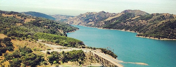 Lake Sonoma is one of San Francisco Bay Area.