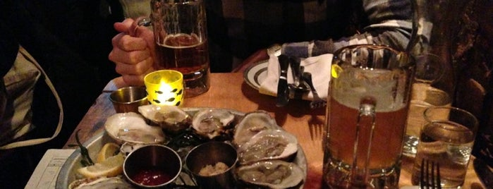 Upstate Craft Beer and Oyster Bar is one of Date night spots (you're welcome).