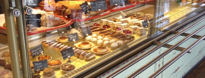 French Riviera Bakery & Cafe is one of The 15 Best Places for Pastries in Houston.