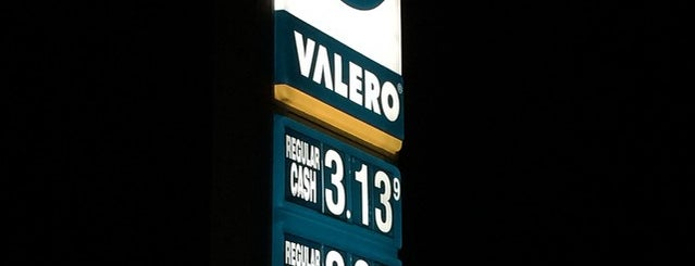 Valero is one of Gas Stations.