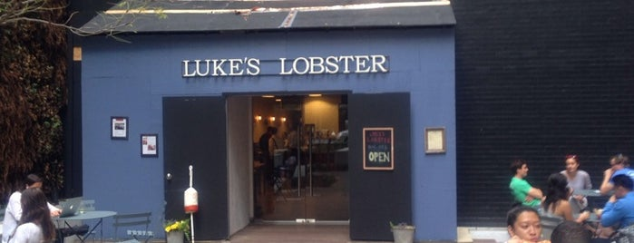 Luke's Lobster is one of USA NYC MAN Midtown East.