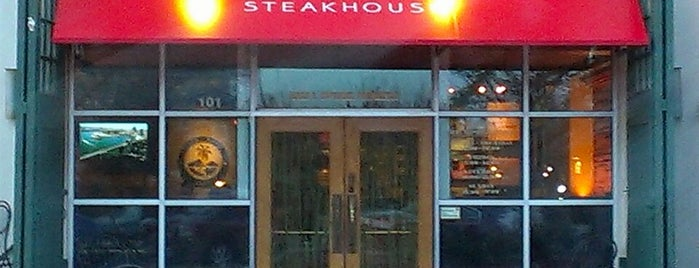 Outback Steakhouse is one of Canton Restaurants, Bars, and Taverns.