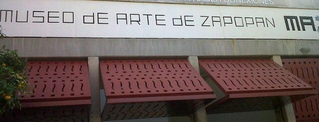 Museo de Arte de Zapopan (MAZ) is one of Reto 100 ZMG.