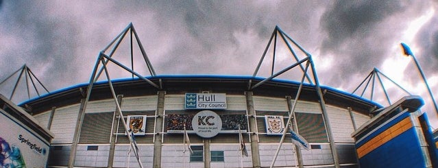 KC Stadium is one of Sky Bet Championship Stadiums 2015/16.