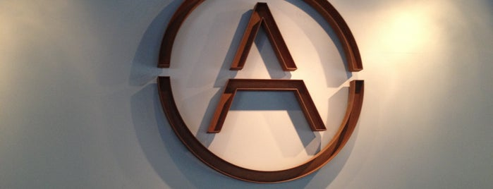 Artigiano Espresso Bar is one of London's Best Coffee.