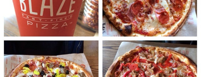 Blaze Pizza is one of The 15 Best Places That Are Good for a Late Night in Indianapolis.