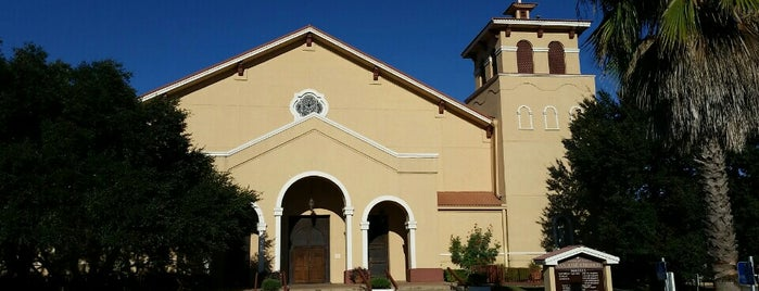 San Jose Catholic Church is one of Parishes in the Austin Metro Area.