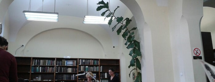 Biblioteka Uniwersytecka Na Piasku is one of Places to go, people to meet.