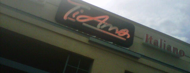Ti Amo Ristorante Italiano is one of Tulsa To-Do.