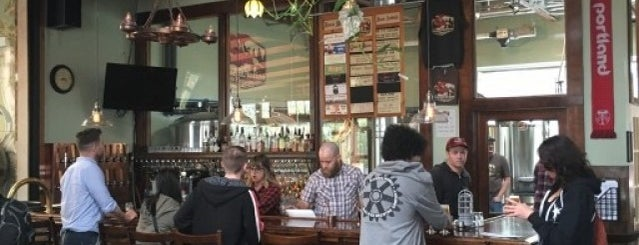 Great Notion Brewing is one of Portland.