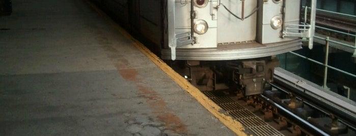 MTA Subway - Saratoga Ave (3) is one of NYC Subways 4/5/6.
