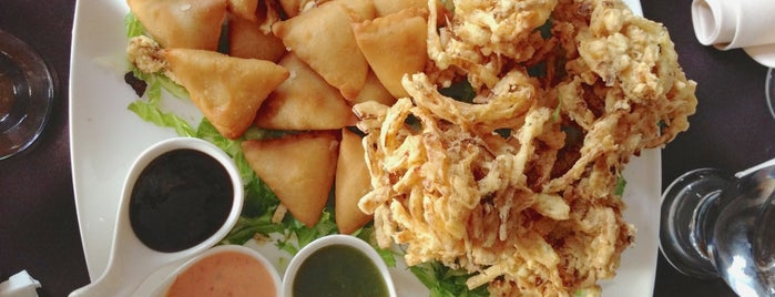 Suvai Indian Cuisine is one of Oakville/Burlington to-do, eat and visit.