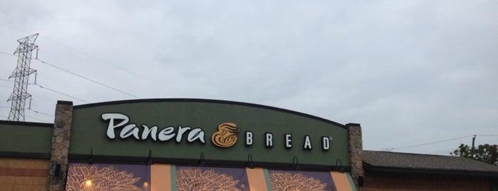 Panera Bread is one of Follow @yosoyfresko @buildinvibe on twitter.