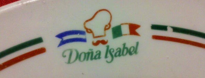 Doña Isabel is one of Restos-Cerca.