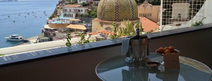 Le Sirenuse Hotel is one of Naples, Capri & Amalfi Coast.