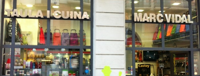 The 15 best furniture and home stores in barcelona taula i cuina marc vidal is one of the 15 best furniture and home solutioingenieria Images